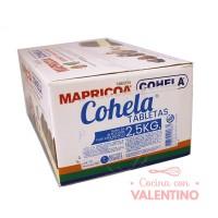 Baño de Moldeo-Bco Tableta - Caja 2.5Kg (5x500Grs)
