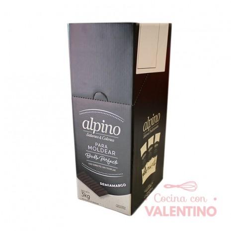 Baño de Moldeo-S/A Alpino Tableta - Caja 3Kg (6u)