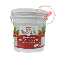 Mermelada Frambuesa 5Kg. Taxonera