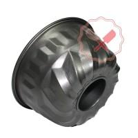 Molde Antiadherente Flan/ Bundt 23x11.5cm