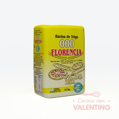 Harina 3/0 Florencia - 1Kg