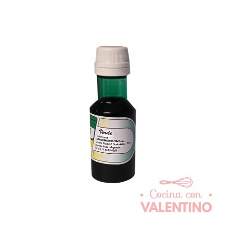 Colorante Verde Circe - 30Cc
