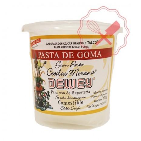Pasta De Goma Dewey - 750Grs