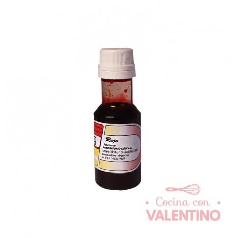 Colorante Rojo Circe - 30Cc