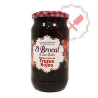 Mermelada Frutos Rojos - 420Grs