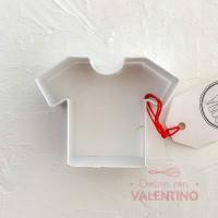 Cortante Met. Camiseta  Doña Clara
