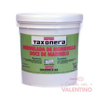 Mermelada Membrillo Taxonera - 5Kg