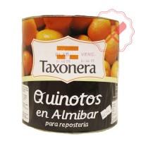 Quinotos Enteros en Almibar Taxonera - 3Kg