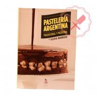 Libro Pastelería Argentina