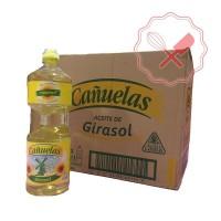 aceite girasol Cañuelas 0.9Lt - Caja 12u