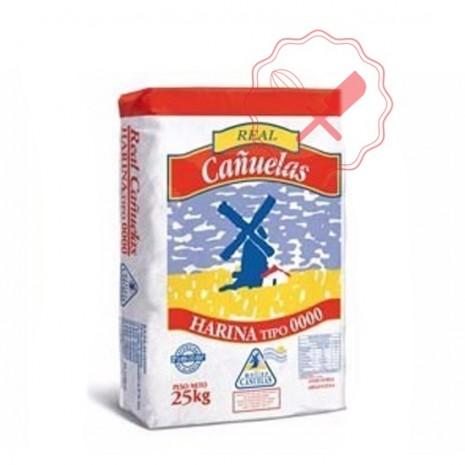 Harina 4/0 Real Cañuelas - 25Kg