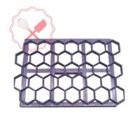 Marcador/Texturador Efecto Panal