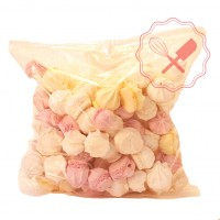 Merengue Mediano Color 250Grs.