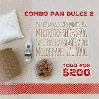 Combo Pan Dulce 2