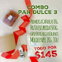 Combo Pan Dulce 3 (BsAs)