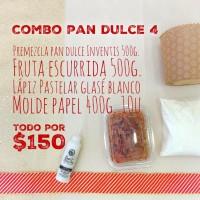 Combo Pan Dulce 4