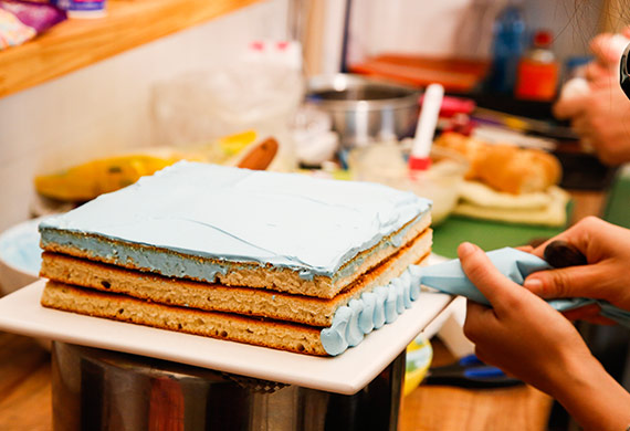 torta argentina valentino